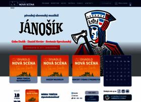 nova-scena.sk