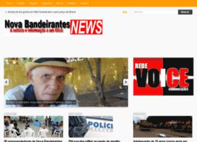 novabandeirantesnews.com.br