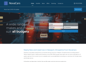 novacars.co.uk