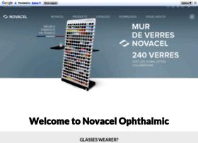 novacel-optical.com