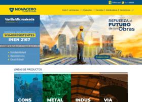 novacero.com