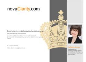 novaclarity.com