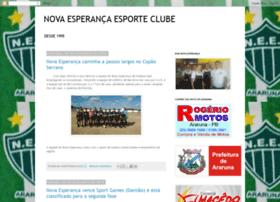 novaesperancaec.blogspot.com.br
