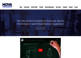 novafitnessequipment.com