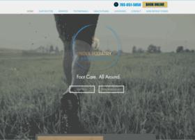 novafootcare.com