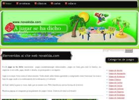 novakida.com