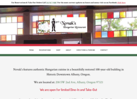 novakshungarian.com