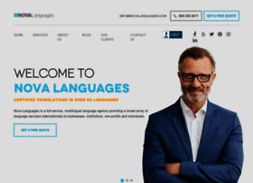 novalanguages.com