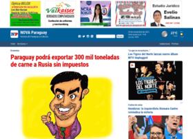 novaparaguay.com