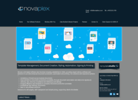 novaplex.co.uk