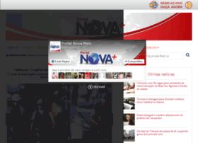 novaquilombofm.com.br