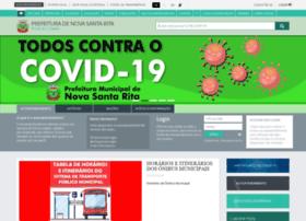 novasantarita.rs.gov.br