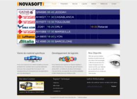 novasoft-dz.com