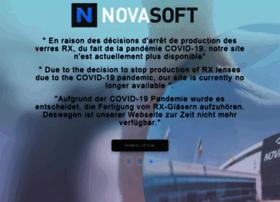 novasoft.novacel-optical.com