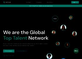 novatalent.com