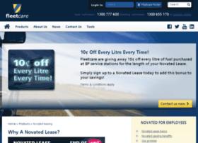 novatedlease.fleetcare.com.au
