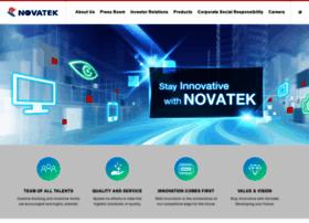 novatek.com.tw