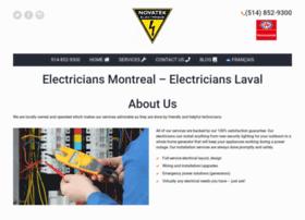 novatekelectric.com