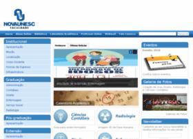 novaunesc.com.br