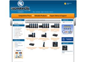novavox.co.uk