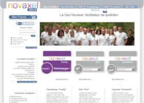 novaxel-store.com