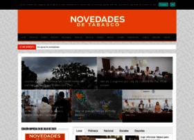 novedadesdetabasco.com.mx