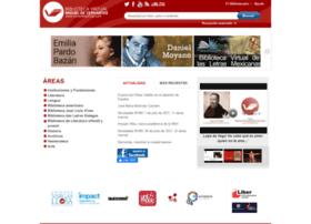 novedadeseditoriales.cervantesvirtual.com