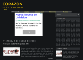 novelacorazonvaliente.blogspot.com