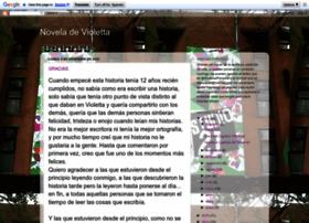 noveladevioletta.blogspot.com.ar