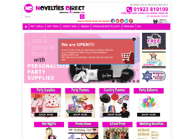 novelties-direct.co.uk