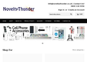 noveltythunder.co.uk