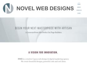 novelwebdesigns.com