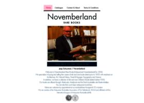 novemberland.nl