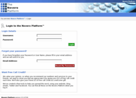 noveroplatform.com