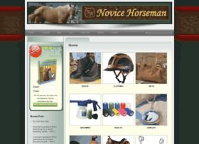 novicehorseman.com