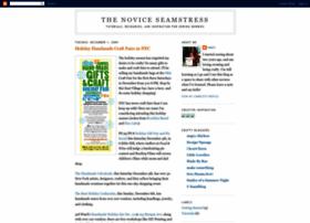 noviceseamstress.blogspot.com