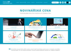 novinarskacena.cz