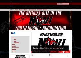 noviyouthhockey.pucksystems.com
