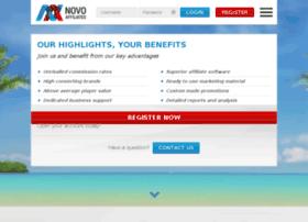 novo-affiliates.com
