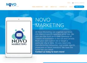 novo-marketing.com