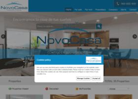 novocasainmobiliaria.com