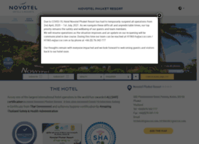 Novotelphuket.com