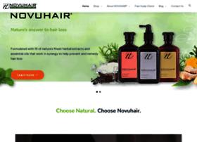 novuhair.com