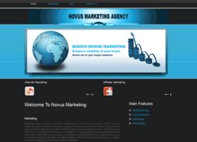 novusmarketingagency.com