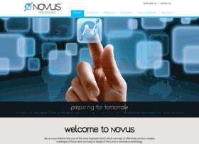 novustechsolutions.com