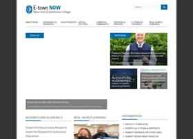now.etown.edu
