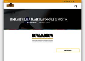 nowmadnow.com