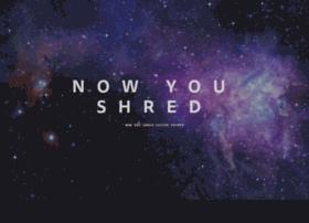 nowyoushred.com