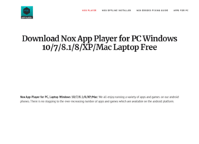 noxappplayerdownload.com