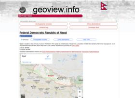 np.geoview.info